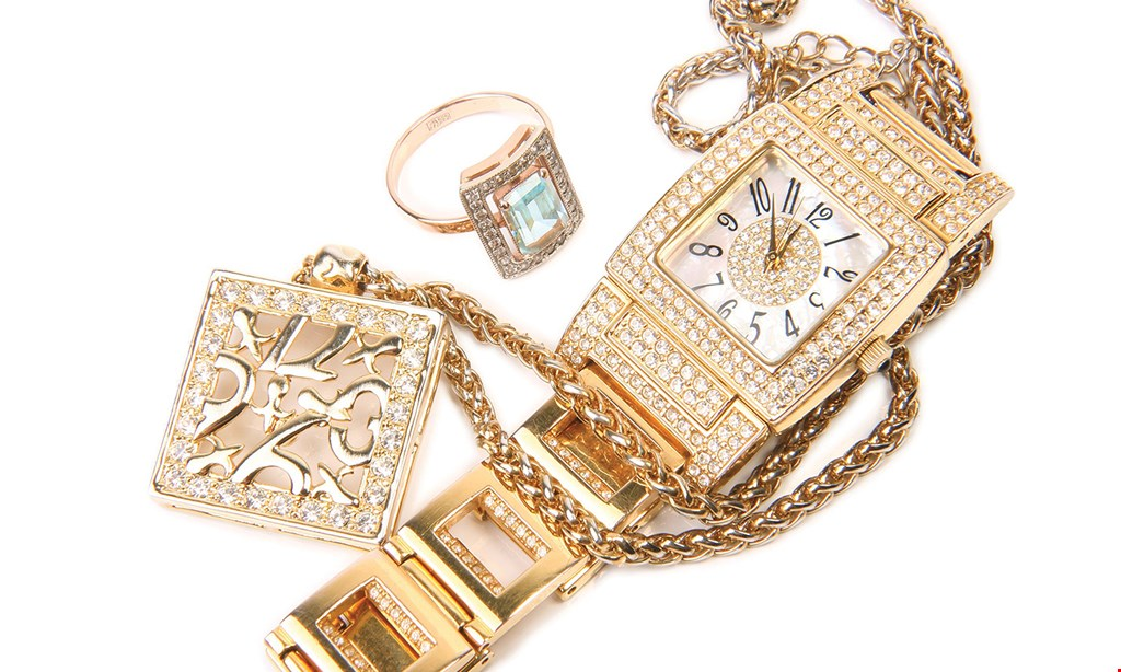 Product image for American Gold & Estate Buyers additional 10% paid to senior citizens 62 & over.