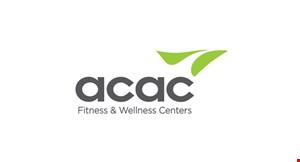 Acac Fitness & Wellness Centers logo