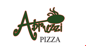 """Product image for Abruzzi Pizza $16.95 2 Med. 14"""" Plain Cheese Pizzas You Save $4.15 CASH ONLY & PICKUP ONLY."""