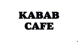 Kabab Cafe logo