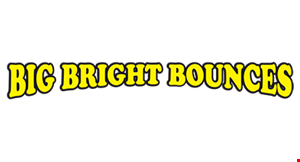 Big Bright Bounce logo