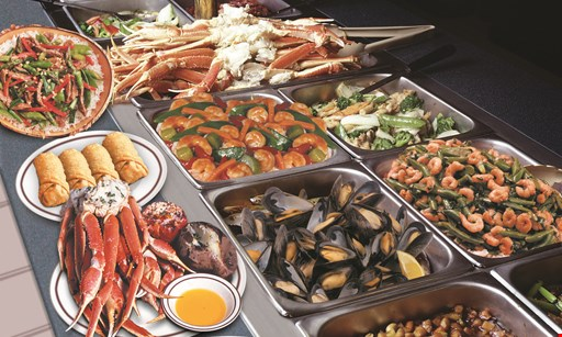 Product image for Hibachi Grill and Supreme Buffet $6 OFF any 6 buffets with purchase of 6 drinks, dine in only.