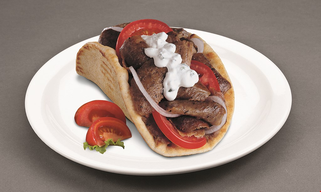 Product image for The Gyros Factory 15% Off your bill.