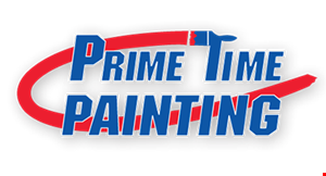 Product image for Prime Time Painting $1499 + Paint Exterior Trim Repaint