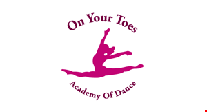 On Your Toes Academy of Dance logo