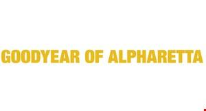 Goodyear of Alpharetta logo