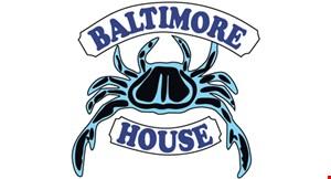 Baltimore House logo