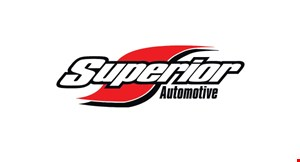 Product image for Superior Automotive 10% off labor