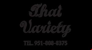 Thai Variety logo