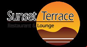 SUNSET TERRACE RESTAURANT & LOUNGE logo