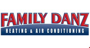 FAMILY DANZ HEATING & AIR CONDITIONING logo