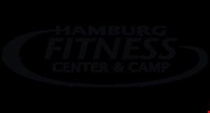 Hamburg Fitness Center & Camp logo