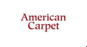 Product image for American Carpet FREE pad upgrade with purchase of any in-store special!!!