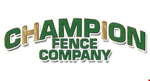 Product image for Champion Fence Company - Louisville free walk gate