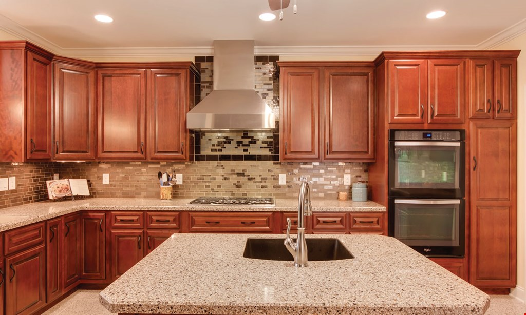 Product image for Granite Transformations Up to $500 off your kitchen or bath project*
