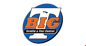 Big T Termite & Pest Control logo