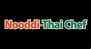 Nooddi - Thai Chef logo