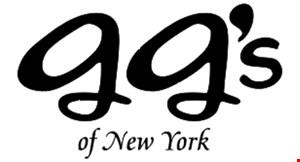 GG's of New York logo