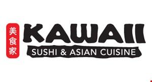 Kawaii Sushi & Asian Cuisine logo