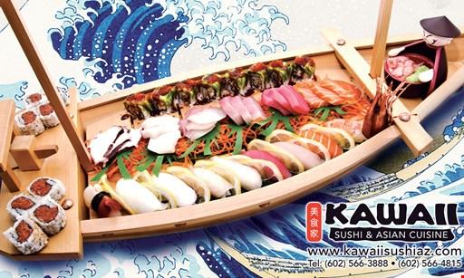 Product image for Kawaii Sushi & Asian Cuisine Free salmon nigiri (2pcs.)