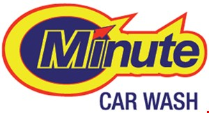 MINUTE CAR WASH logo