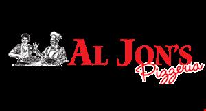 Al Jon's Pizzeria logo