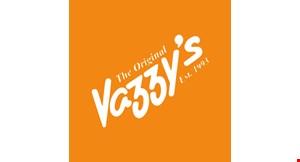 The Original Vazzy's logo