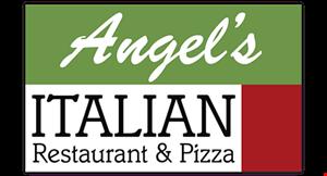 Angel's Italian Restaurant and Pizza logo