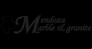 Mendoza Marble & Granite logo