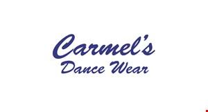 CARMEL'S DANCE WEAR logo