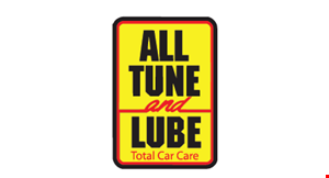 All Tune and Lube logo