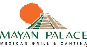 Mayan Palace Mexican Cuisine logo