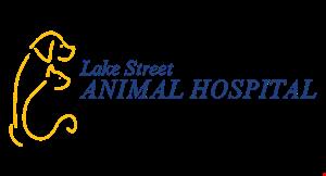 Lake Street Animal Hospital logo