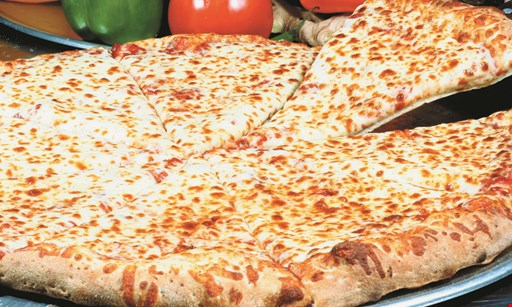 Product image for MACIANO'S PIZZA & PASTARIA PIZZA, SODA & BREADSTICKS $19.99.