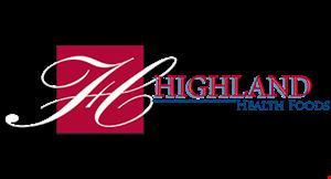 Highland Health Foods logo