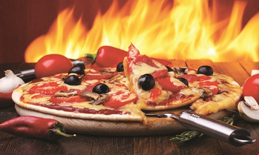 Product image for Park Avenue Pizza Company Pub & Restaurant $4 Off any large pizza.