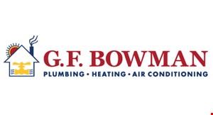 G.F. Bowman logo