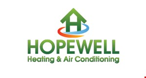 Product image for Hopewell Heating & Air Conditioning $200 off A New Furnace Or Heat Pump Replacement.