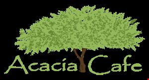 Acacia Cafe logo