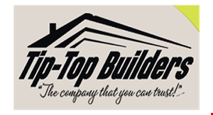 Tip Top Builders logo