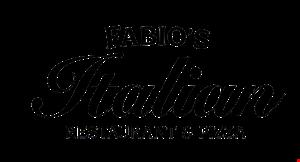 Fabio's Italian Restaurant & Bar logo