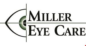 Miller Eye Care logo