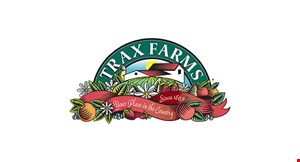 Product image for TRAX FARMS Up to $20 off!