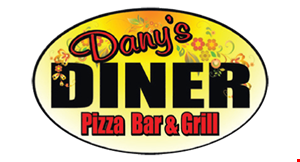 Dany's Diner Pizza Bar & Grill logo
