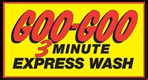 Goo Goo Express Wash logo