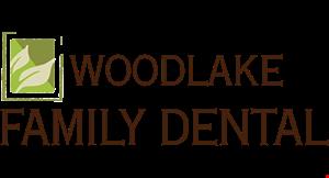 Woodlake Family Dental logo