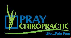 Pray Chiropractic logo