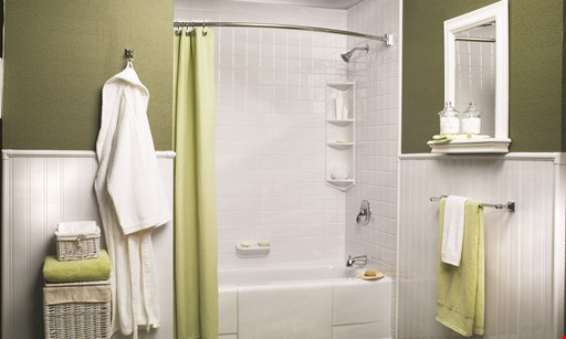 Product image for Bath Fitter UP TO $500 off