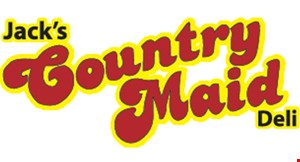Product image for Jack's Country Maid Deli $5.99 /lb. Roast Beef