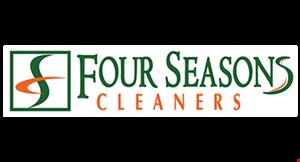 Four Seasons Cleaners logo
